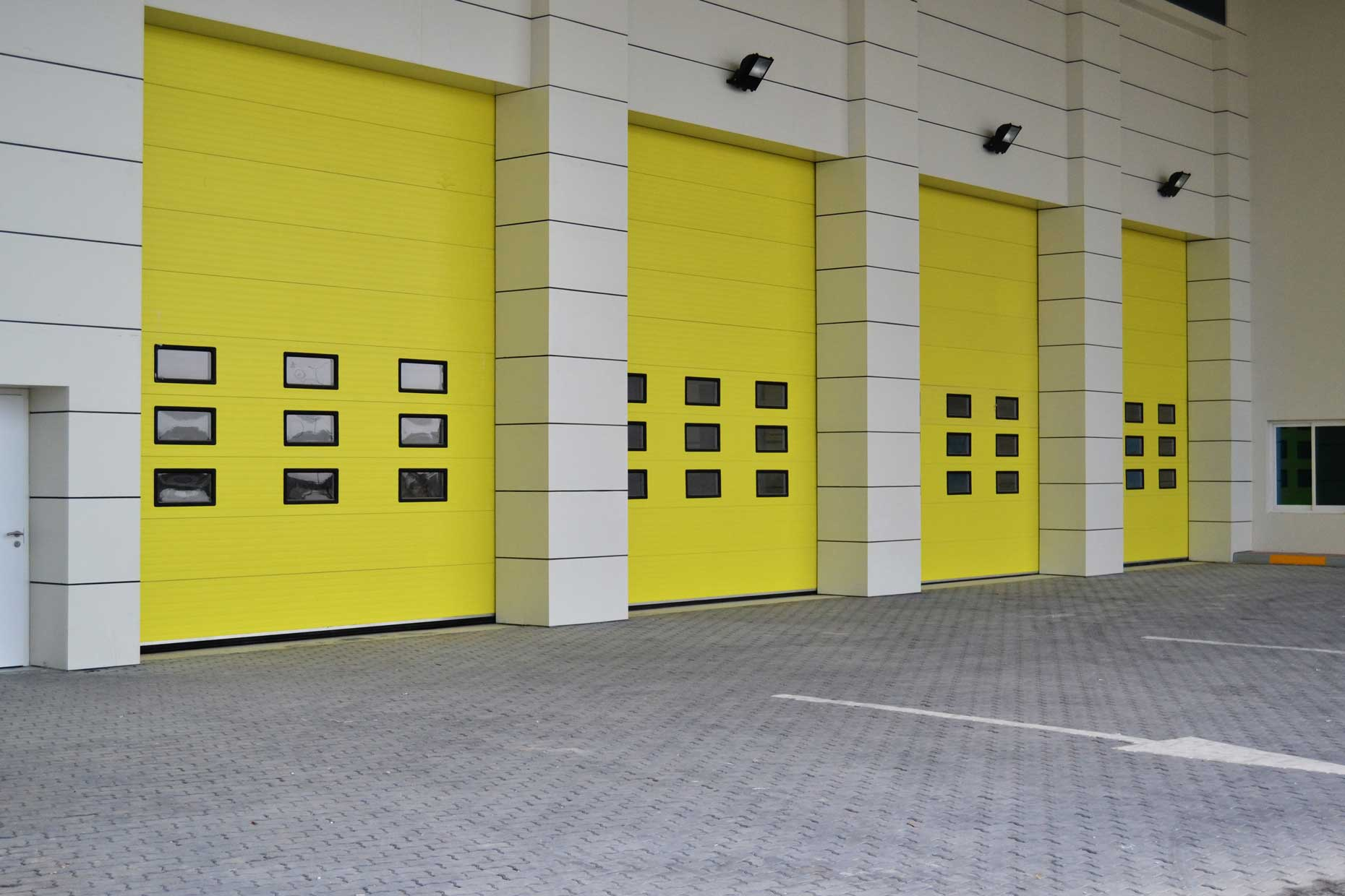 stratco dimension id doors products garage image industrial door home sectional improvement